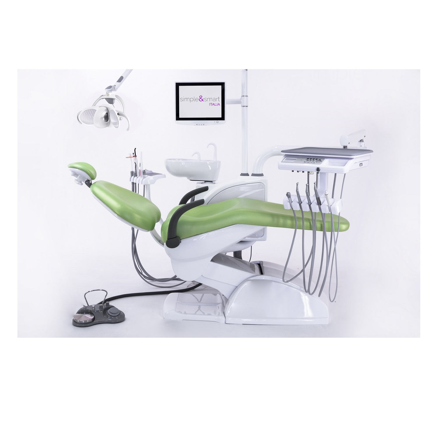 Buy SS e LED Dental Chair from Dental Engineers