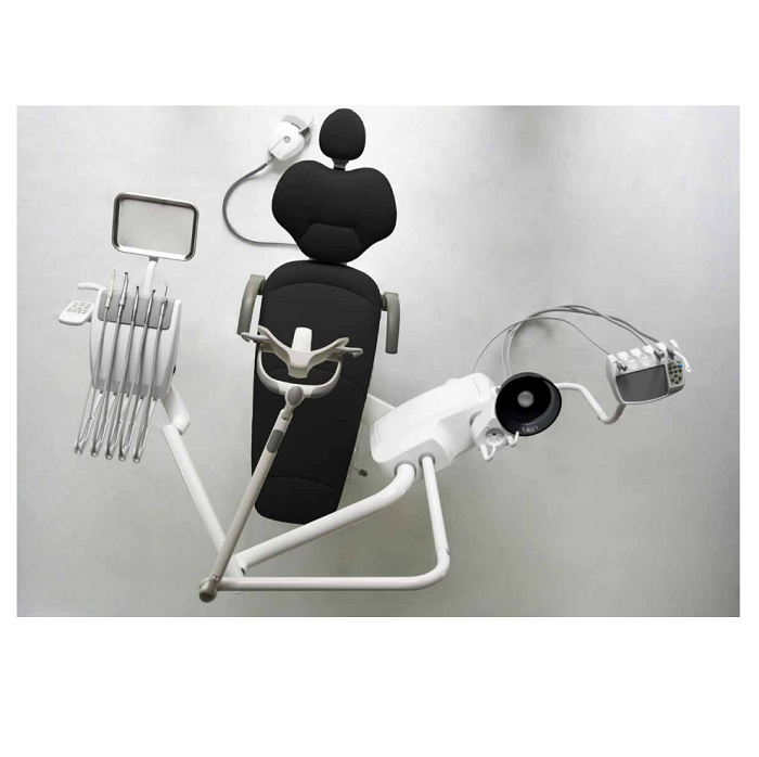 Ajax AJ120 Ambidextrous Dental Chair
